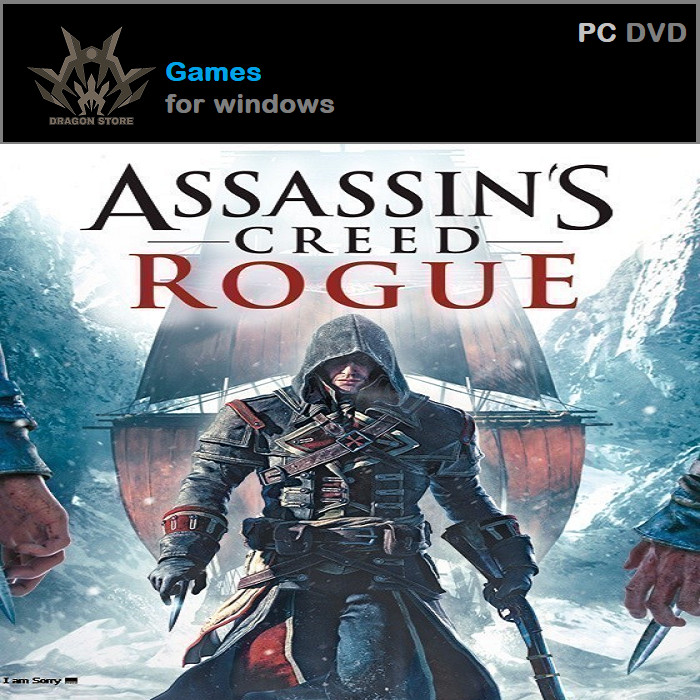 Jual Assassins Creed Rogue 2 Dvd Kab Padang Pariaman Dragon
