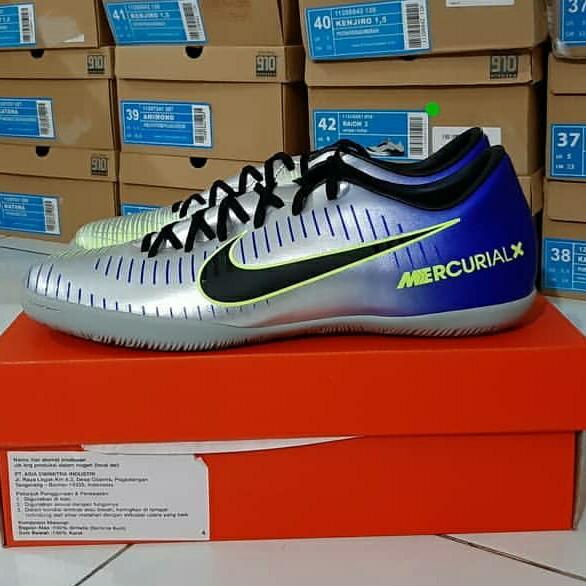 lowest price 16a01 82114 Jual Sepatu Futsal Nike Mercurial X Victory VI NJR IC - Kab. Bantul -  Athaya On_Shop | Tokopedia