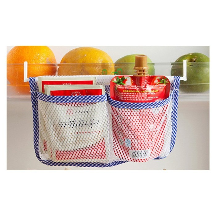 Ultimate Tas Gantung Pintu Kulkas / Storage Bag Pouch / Kantong Tempat
