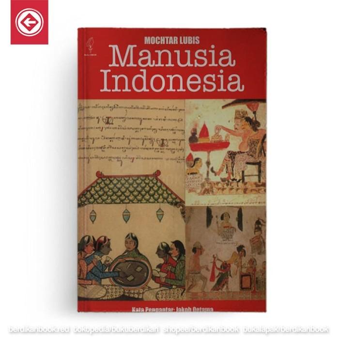 Foto Produk Manusia Indonesia dari Berdikari Book