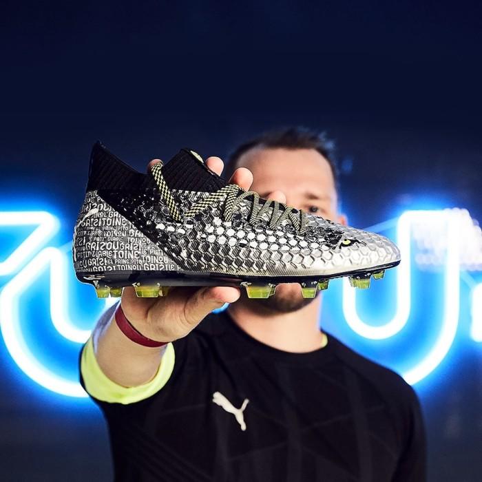 Jual Sepatu Bola Puma Future 18.1 Netfit Griezmann hyFG - Puma Black ... 8e07e188a0