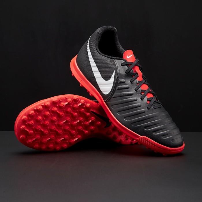 newest 6eb1c f7483 Jual Sepatu Futsal Nike Tiempo Legend VII Club TF - Black/Pure Platinu -  Kab. Cilacap - A.T.P SPORTS | Tokopedia