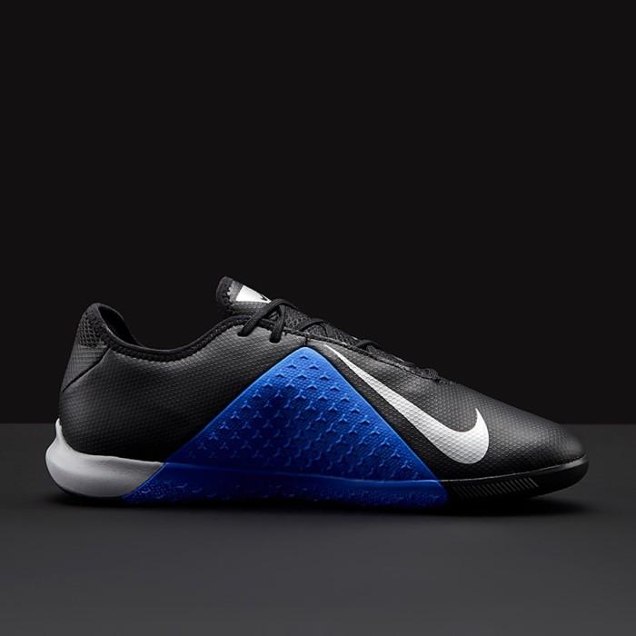 1682f244bb4 Sepatu Futsal Nike Phantom VSN Shadow Academy IC - Black Metallic. 0 Ulasan