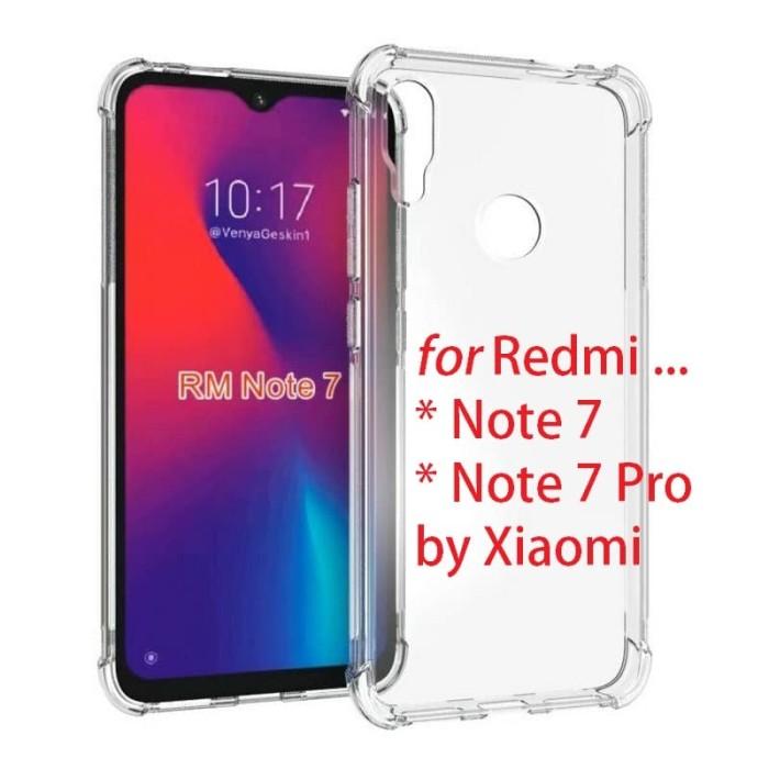 Jual Xiaomi Redmi Note 7 Redmi 7 Note Pro Case Anti Crack Sarung