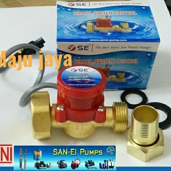 harga Flow switch   san - ei   1x 1/2 booster Tokopedia.com