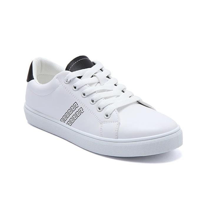 Jual Sepatu Casual Gabino Asher White (O1GA8003) - Putih 2feb271619