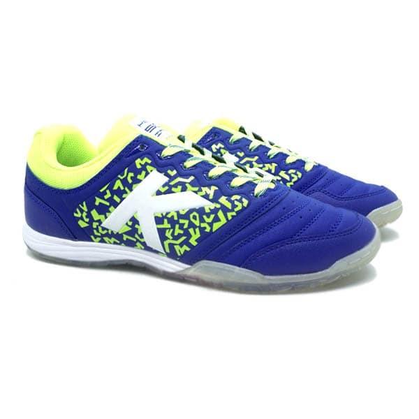 Jual Sepatu Futsal Kelme Subito 6.0 (Royal Lime) - SPORTAWAYS ... 782038737b