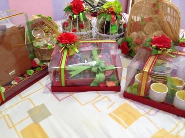 Set Paket Seserahan Lamaran Hantaran Pernikahan