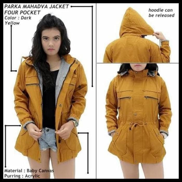 Jaket Parka Wanita Hitam - Diskon Harga Produk Indonesia 0e62e6a3c3