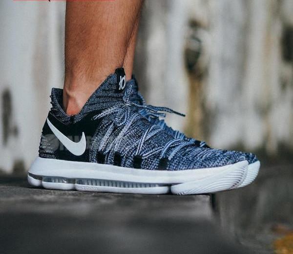 buy popular f19e4 5ce4c Jual Sepatu Basket Nike Zoom Kevin Durant KD 10 Oreo Premium Original -  Jakarta Barat - AFS.Store | Tokopedia