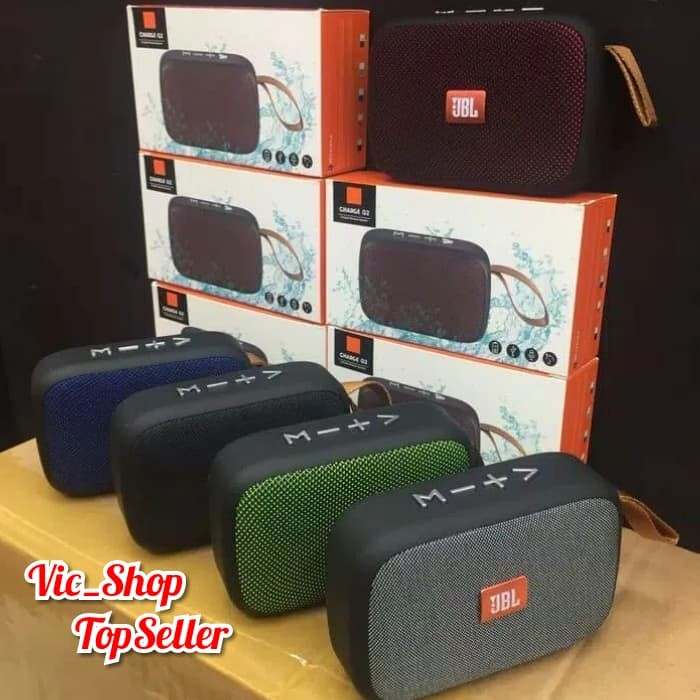 harga Speaker bluetooth g2 jbl / mini speaker portable g2 Tokopedia.com