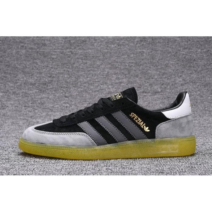 Foto Produk Sepatu Sneakers Desain Adidas Original spezial Warna Hitam / Abu dari RaniStore88