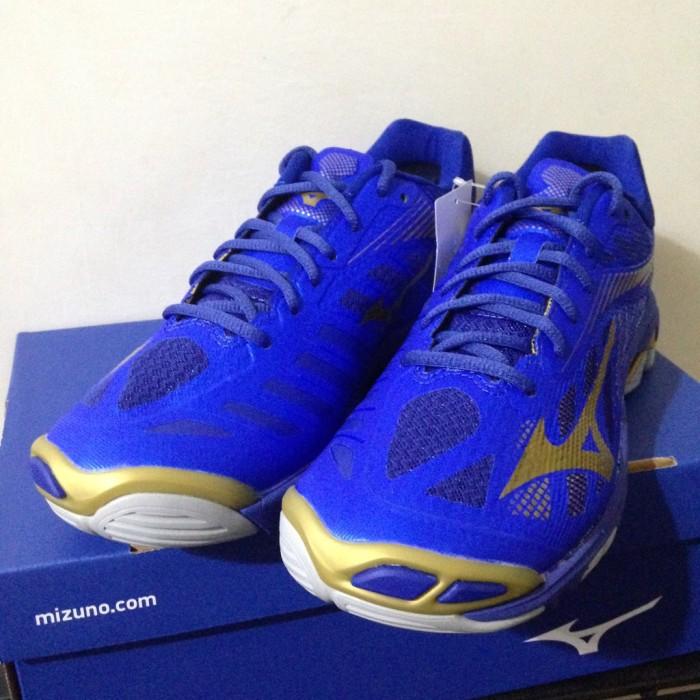 Sepatu Volley Mizuno Original Wave Lightning Z4 V1ga180039 Bnib ... 12986276a4