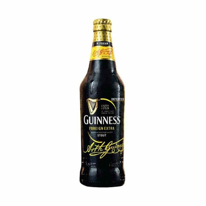 harga The Peak Connoisseurs Guinness Foreign Extra Stout Beer Tokopedia.com