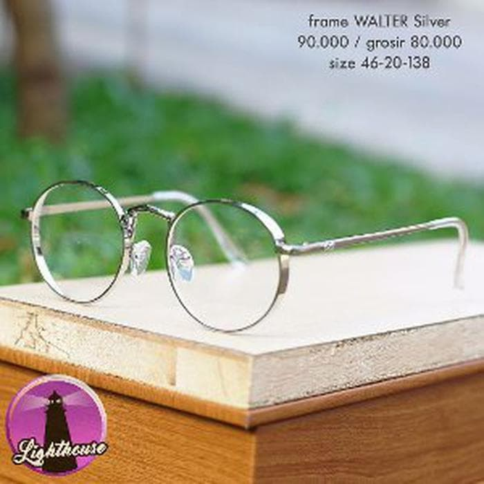 Jual Lighthouse Frame Kacamata gaya fashion bisa galighthousenti ... 5e9d3bf7a5