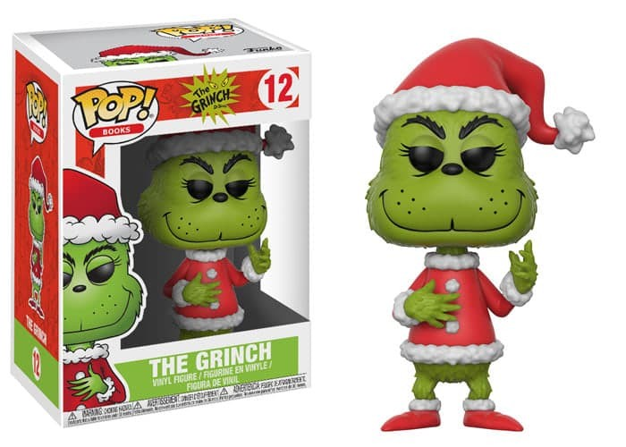 The Grinch Who Stole Christmas Book