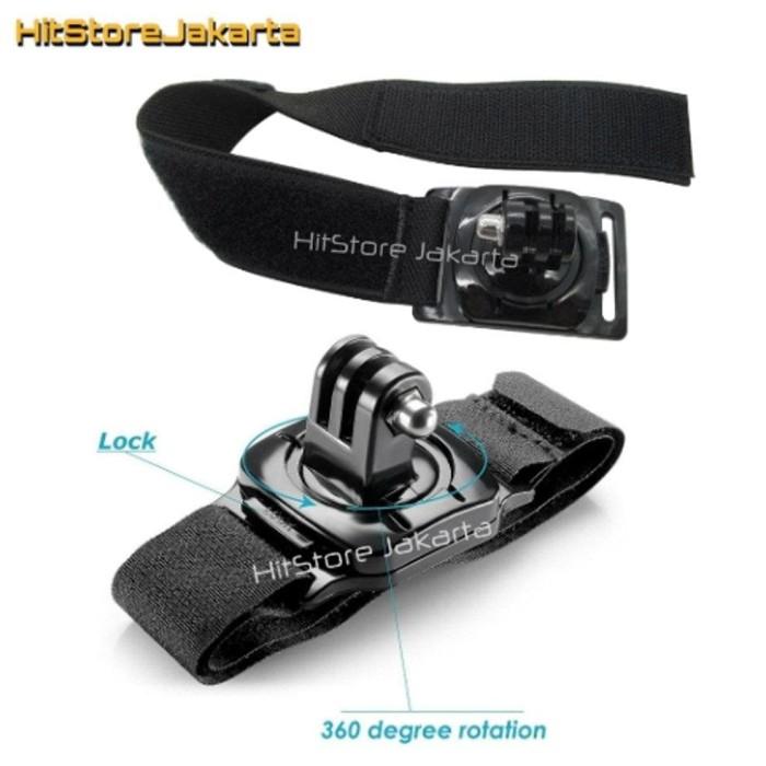 Hand Strap Wrist Strap GoPro YI Brica BPro Action Cam 360 Rotation