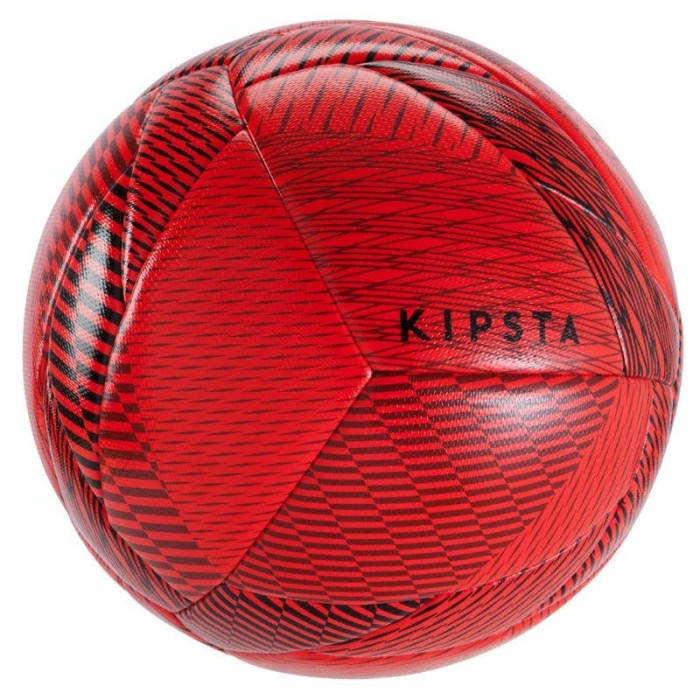 77aa277d6bab7 Jual BOLA SEPAKBOLA FUTSAL 100 HYBRID FOOTBALL SIZE 63CM - RED ...
