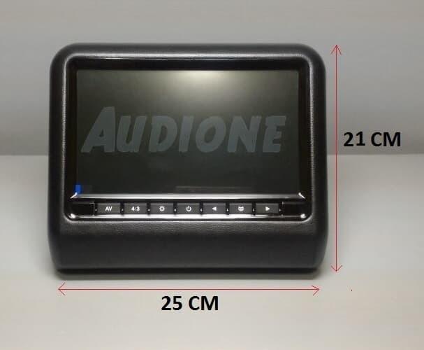harga Monitor headrest tv jok mobil headrest bantalan mobil headrest murah Tokopedia.com