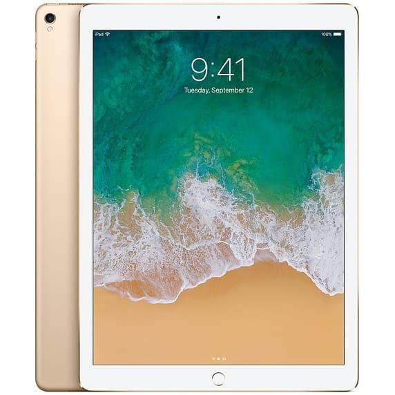harga Apple ipad pro 12.9 2017 4g wifi + cellular 512gb 512 garansi 1 tahun - gold Tokopedia.com