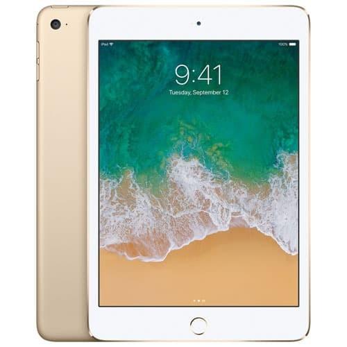 harga Apple ipad mini 4 128 gb wifi garansi 1 tahun - gold Tokopedia.com