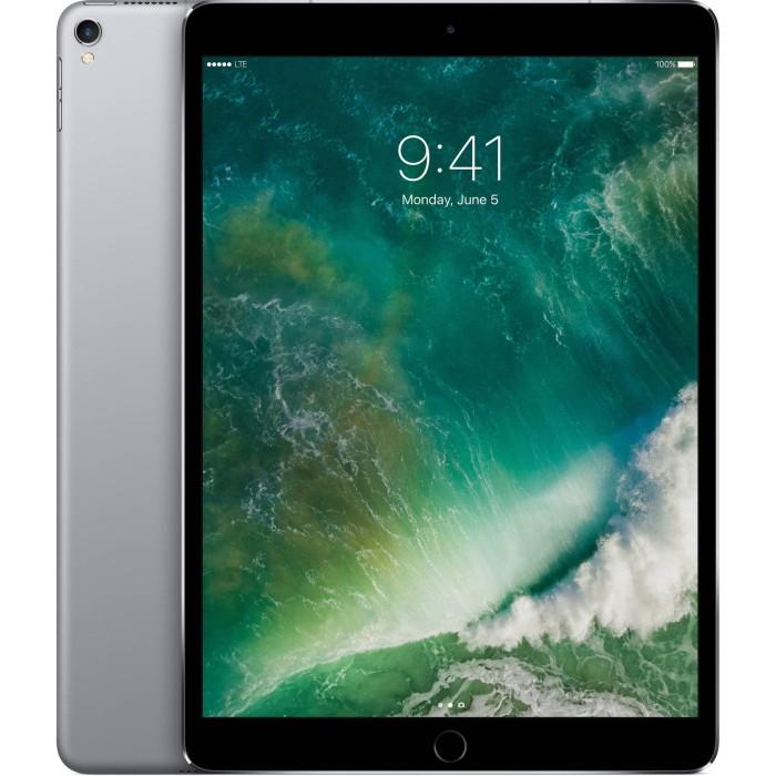 harga Apple ipad pro 10.5 2017 wifi + cellular 256gb 256 garansi 1 tahun - space grey Tokopedia.com
