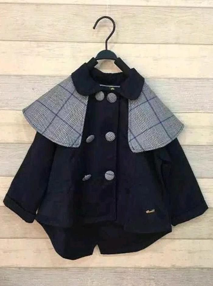 Jual Baju Anak Tanggung Perempuan Import Branded Jacket Mantel Korea ... c547d7828f