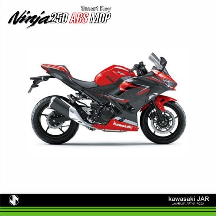 harga Kawasaki ninja 250 abs se mdp smart key Tokopedia.com