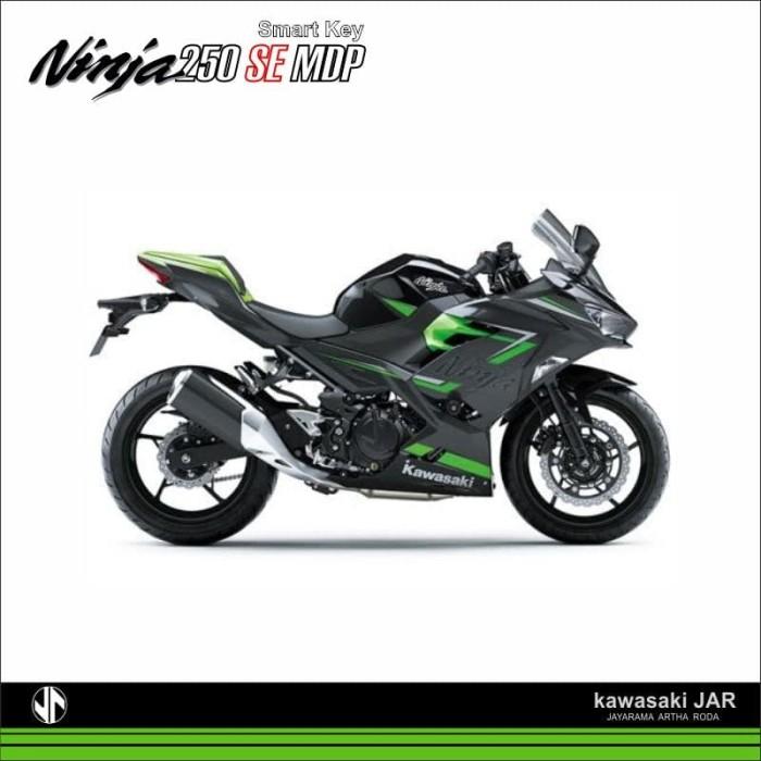 harga Kawasaki ninja 250 se mdp smart key Tokopedia.com