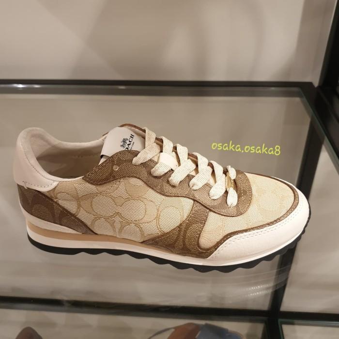 Jual Original Coach Sneakers Sepatu Wanita Sepatu Sneaker Coach