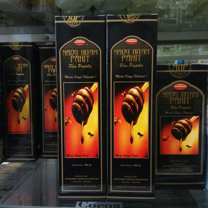 Foto Produk Madu Hitam Pahit Ar Rohmah 460 gr dari harga grosir 01