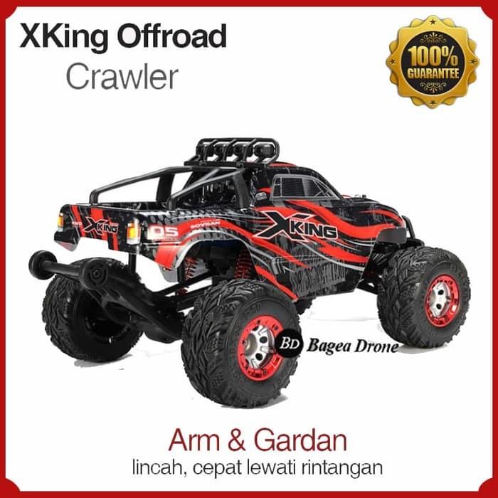 Jual Rc Mobil Offroad Rock Crawler 4wd Xking Rc Car Offroad Rolas Pro Jakarta Pusat Rolas Pro Tokopedia