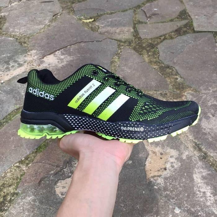 Jual Sepatu Adidas Adiprene Flyknit 2 Running Pria Kota Medan