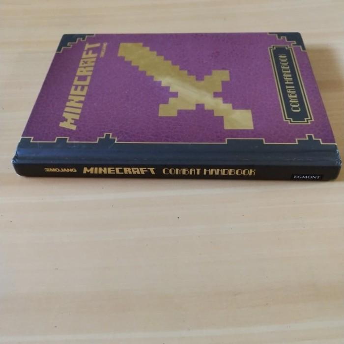 Jual Minecraft Combat Handbook hardcover - Kab  Badung - AgraReseller    Tokopedia