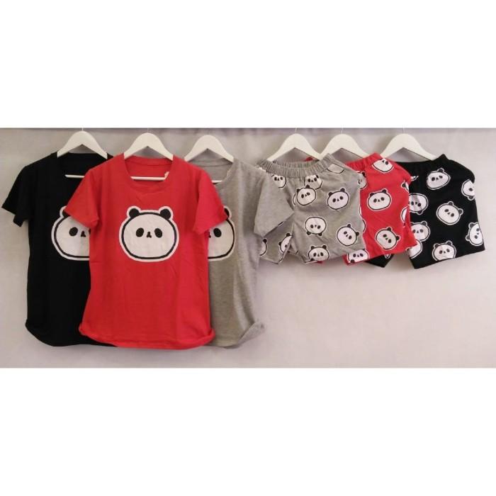 harga Setelan hotpant panda cute xl oreenjy Tokopedia.com