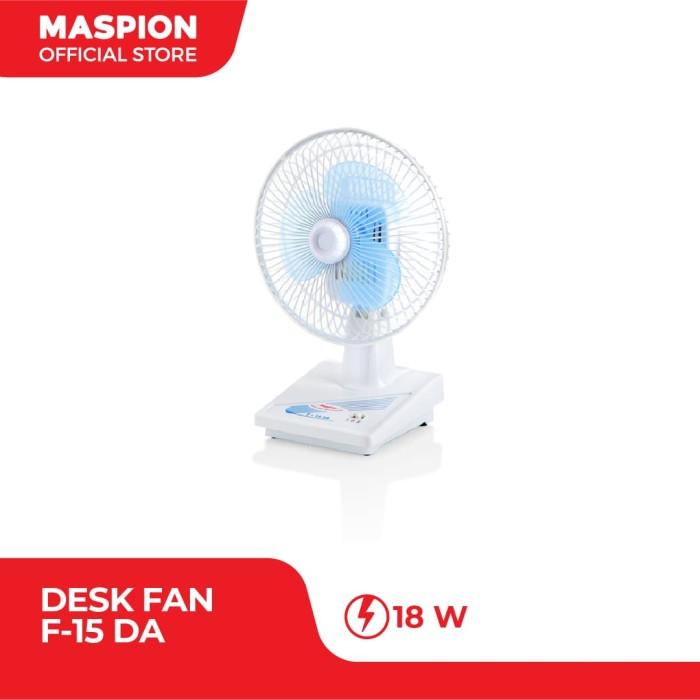 """Maspion Desk 6"""" Fan F-15 DA"""