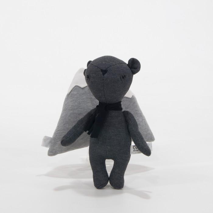 harga Cribcot gifpack - ben the bear dark grey Tokopedia.com