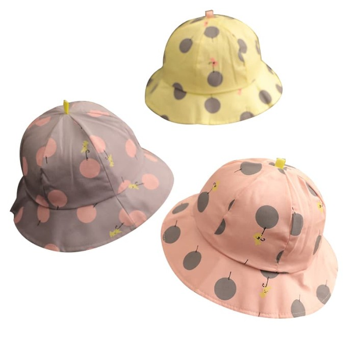 harga Topi anak musim panas / ballon hat - merah muda Tokopedia.com