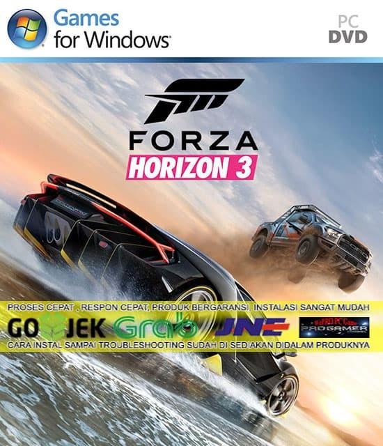 Foto Produk FORZA HORIZON 3 COMPLETE CD DVD GAME PC GAMING PC GAMING LAPTOP GAMES dari WEPRO-SHOP