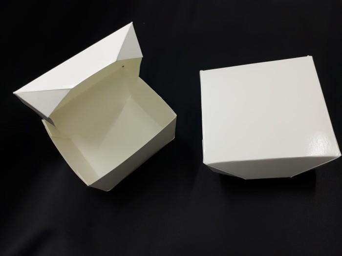 Foto Produk PAPER BOX LUNCH UKURAN SMALL - S - PAPER BOX KERTAS - BOX SIOMAY dari BCA AKSESORIS