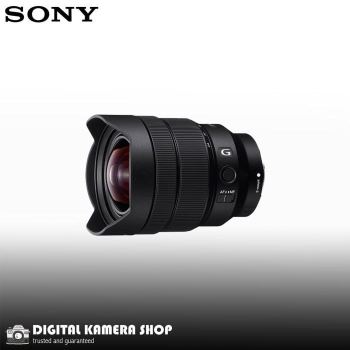 harga Lensa mirrorless sony e-mount fe 12-24mm f4 g oss Tokopedia.com