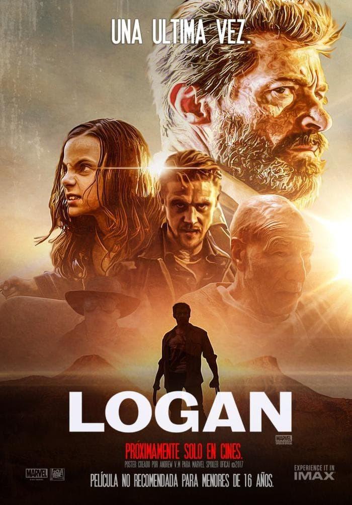 Jual Film Dvd Logan 2017 Kota Tasikmalaya Ligan Collections Tokopedia