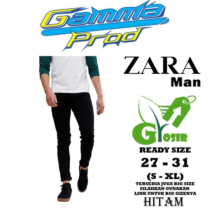 9d908351d53c2 30 Jeans Slim Soft Celana Hitam Grosir Jual Man Pria Zara Fit 4SvZqE