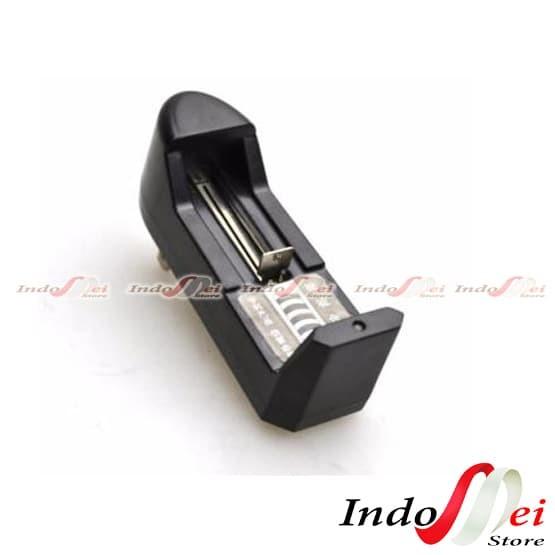 Foto Produk Dekstop Charger Single Baterai 18650 / All in / Cas Rokok Elektrik dari Indomei Store