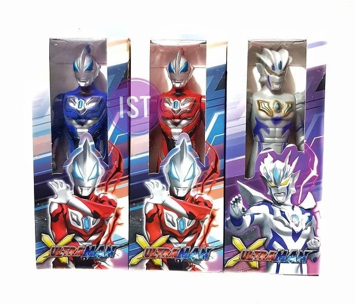 Foto Produk Robot Ultraman 3 pcs Dus No.HF000-1 dari istanatoys.net