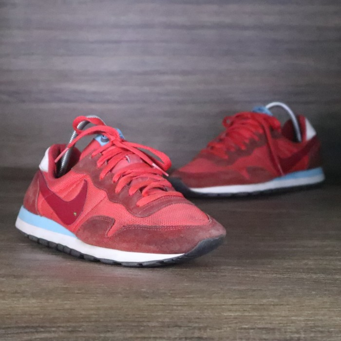 the latest 6f82d 42674 Sepatu Casual Nike Air Pegasus 83 Light Crimson 44.5 ORIGINAL BEKAS