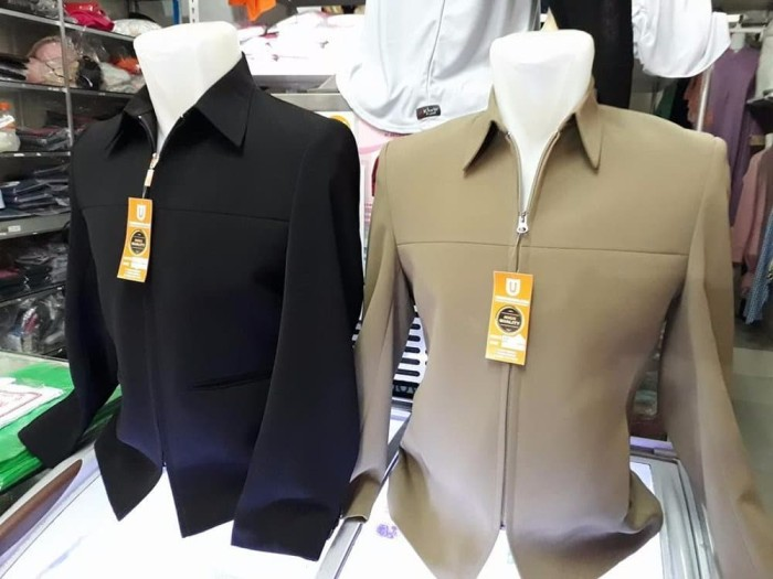 68 Koleksi Desain Jaket Santri HD