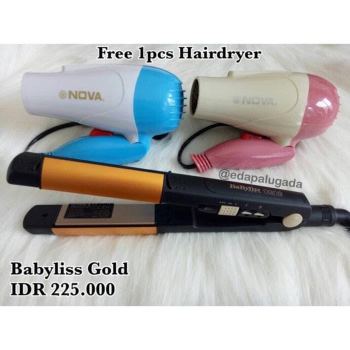 Babyliss i pro230 icurl , catokan rambut, babyliss GOLD , TERLARIS ,