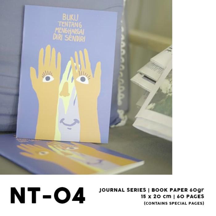 Foto Produk [NT-04] Buku Tentang Menghargai Diri Sendiri dari Sepenuhnya