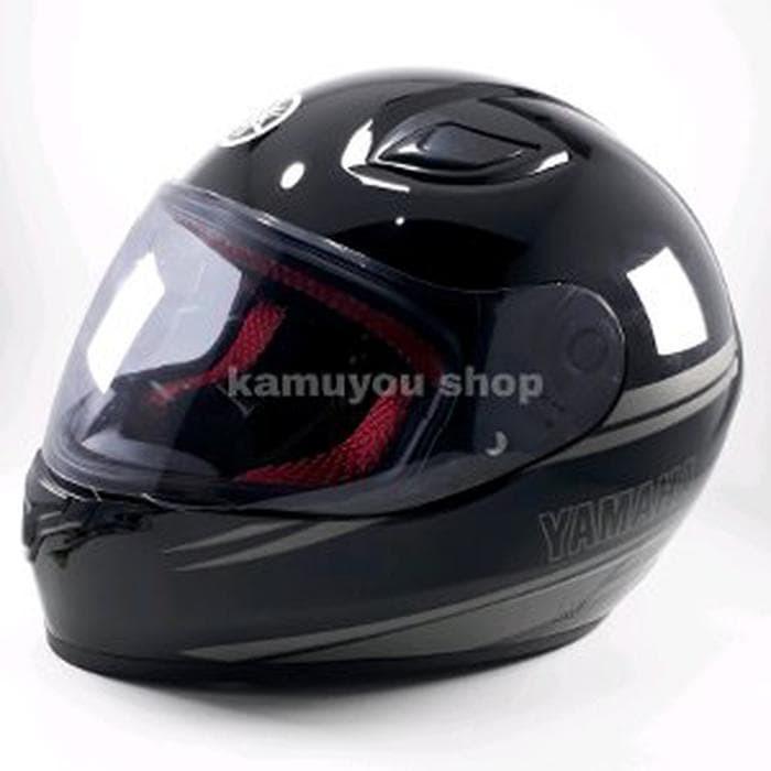 Helm Yamaha Fullface Cargloss R15 Vixion